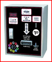 Replace an Obsolete Validator in Car Wash Equipment