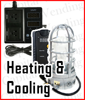 Heating and Cooling Kits (Soda Machines, Food Machines, Pump Rooms)