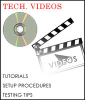Instructional Videos on DVD