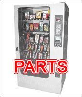 polyvend vending machine parts