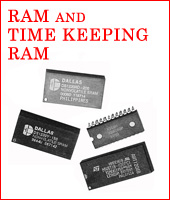 Ram and time keeping ram