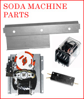 Parts for Soda Machines