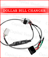 Dollar bill changer