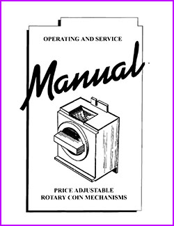 Coin Mech Repair manual