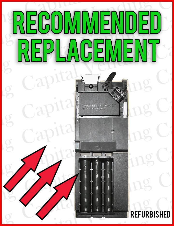 vending machine replacement