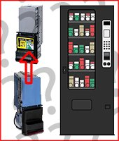 Replace an Obsolete Validator in a Cigarette Machine
