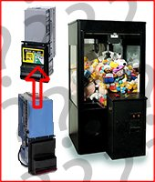 Replace an Obsolete Validator in a Juke Box or Amusement Machine