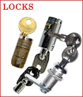 Locks - threaded stud, cam, & tubular