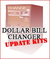 Dollar Bill Changer Update Kits