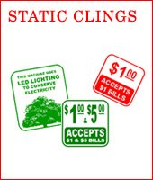 Static clings