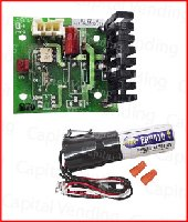 Start capacitors & interface boards