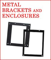 Metal Brackets & Side Mount Validator Enclosures