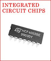 ICs - Intergrated circuit chips