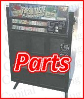 Automatic Products Cigarette Machine Parts