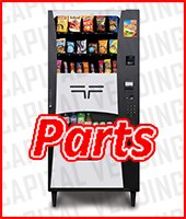 Parts for Snack, Combo, Food, and Coffee Machines