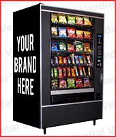 Vending Machines Graphics