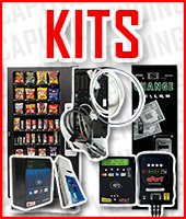 Kits - Credit Card Readers, Dollar Bill Changer & Vending Machine Updates
