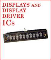 Displays and display driver ICs