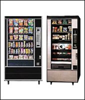 Refurbished Snack and Snack/Combo Machines