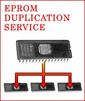 Eprom duplication service