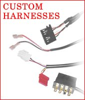 Custom harnesses & power harnesses for control boards