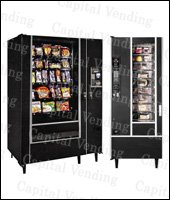 Refurbished Food and Ice Cream machines