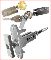 Locks - T Handles, Drop Safes, Alarms, Security Products