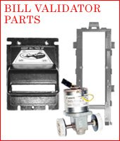 Parts for Bill Validators and Transports