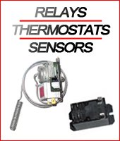 Relays and defrost controllers