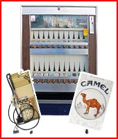 Parts for Cigarette Machines