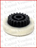 Coinco Vantage Roller Wheel Gear