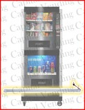 Lower LED Strip for 1800 Vending Combo Vendors