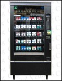 Wide Crane National Vendors Refurbished High Value Merchandise/Cigarette Machine - $ 1 - $5