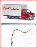 1 LED kit for work vehicles