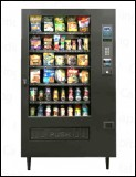 Refurbished GPL 6500 Fusion Combo 2 Food/Snack, 1 Candy and 3 20 oz. Bottles