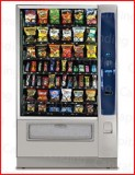 New Crane National Merchant 6 Media Snack Machine