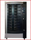 Refurbished Crane National Vendors Refrigerated Food Machine - Model 431D