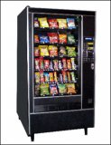 Automatic Products Refurbished Glass Front Snack Machine - AP 113