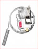 Thermostat for DN 5591 and 2145 - Red  label- pig tail