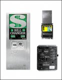 Rowe BC1400 changer with Mars validator - accepts $1-$5 - Refurbished