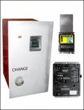 Rowe SCC3 changer with control board - accepts $1-$20 - Refurbished