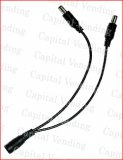 Harness - splitter cord 1 to 2