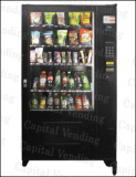 AMS Combination Snack/Soda Machine
