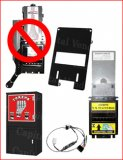 Set-up to update American Changer AC1002, AC1005, AC6003 - Includes Mars MEI Series 2000 Validator
