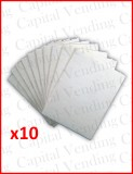 10 Soakers for condensate pans - large = 7.00 x 2.5""