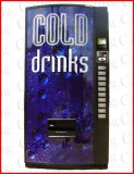 Royal Vendors Refurbished 10 select Bottle/Can Drink Machine - RV 650