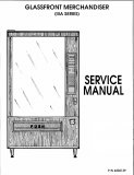Selectivend IIIA Series Glassfront Service Manual (43 Pages)