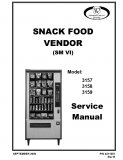 Selectivend Snack mart 6 Manual