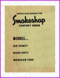 Automatic Products Smokeshop Century Series Instruction Manual