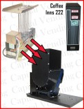 Tube Changer to Hopper Update Kit for Coffee Inns Bill Changers - Installation Options Available
